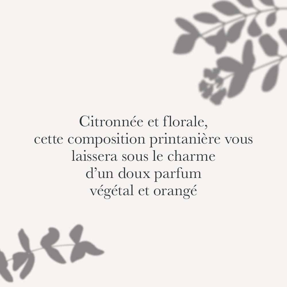 Description EDC Chèvrefeuille